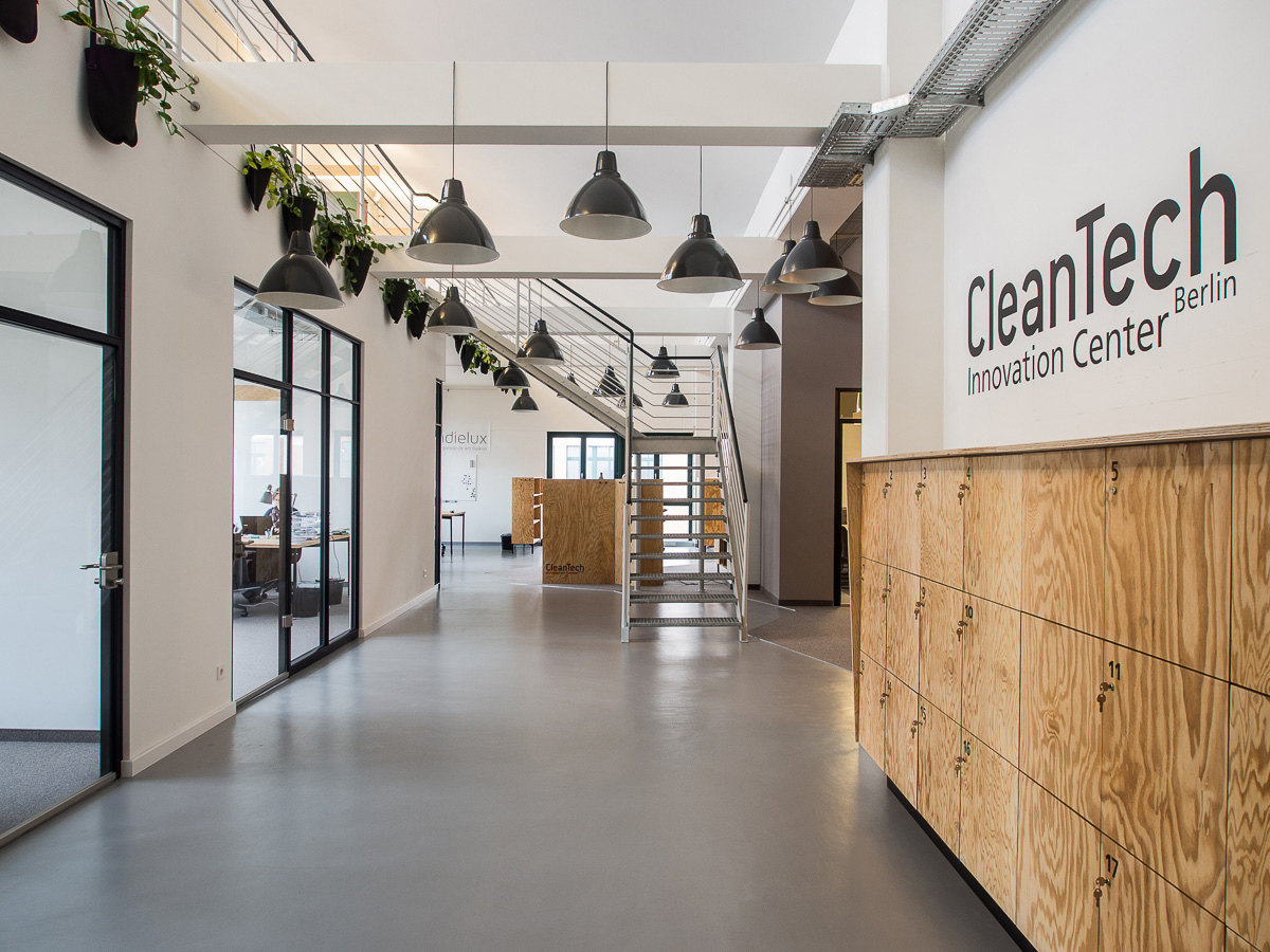 Cleantech Innovation Center Berlin