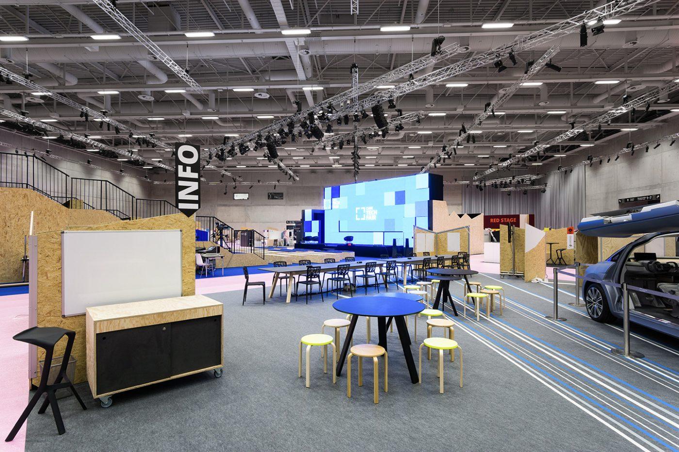 Cube Tech Fair Berlin