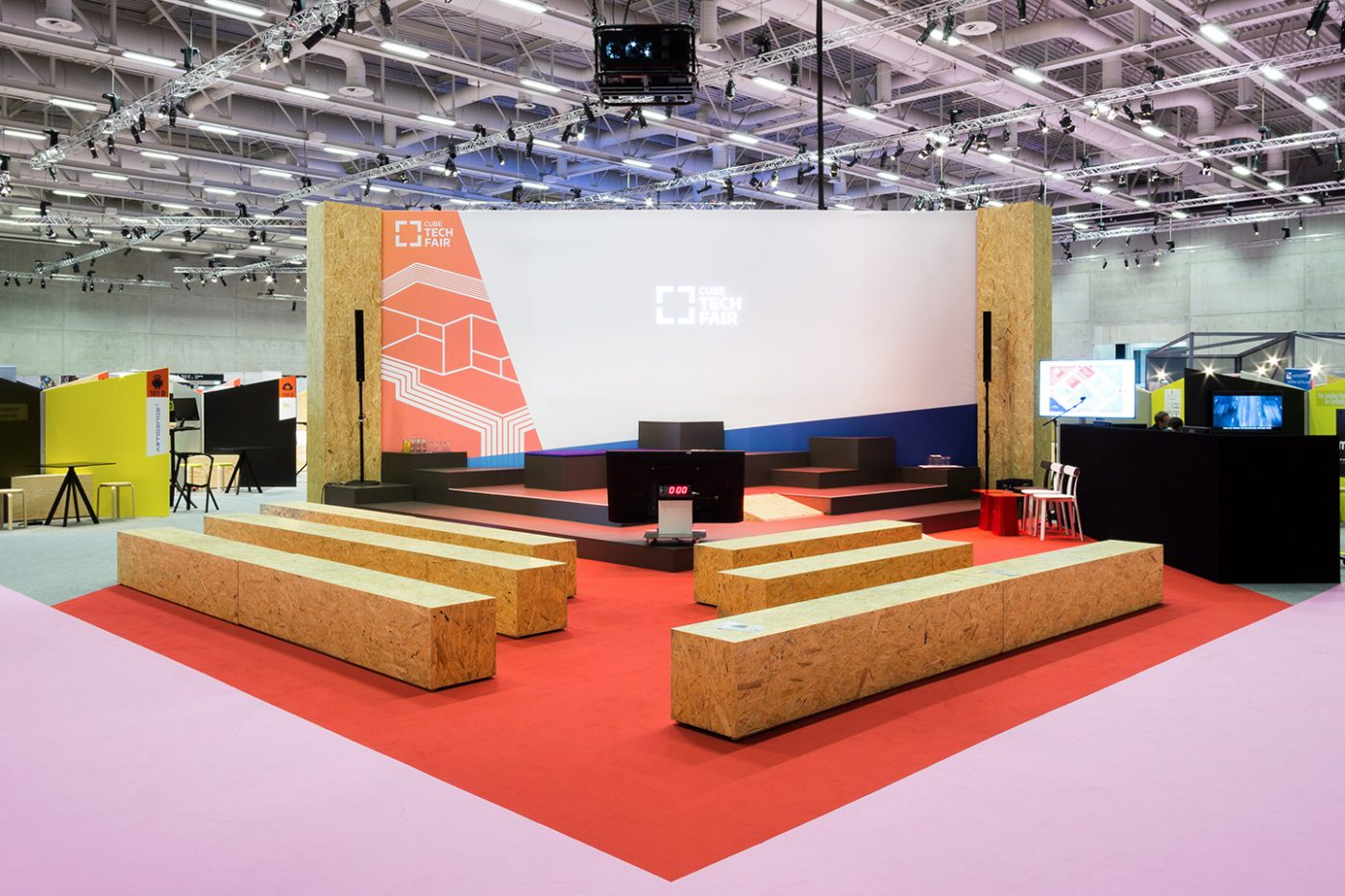 Cube Tech Fair Berlin
